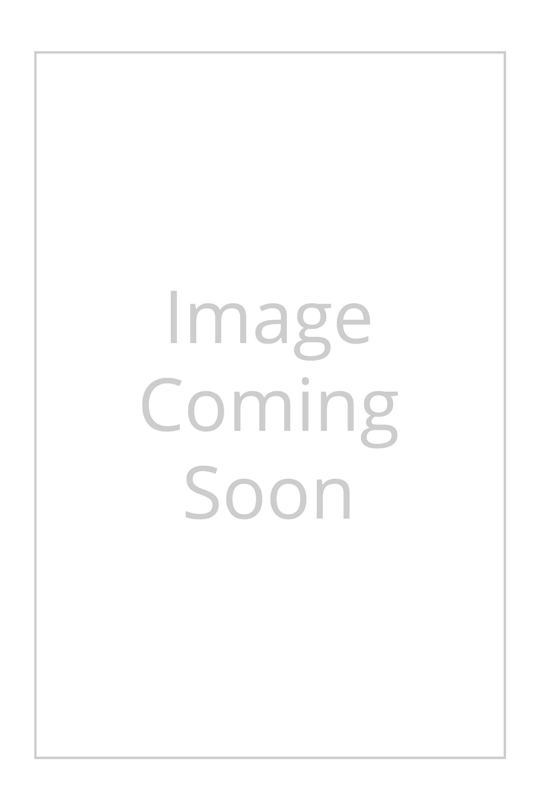 AnnaBella Dark Brown Calf Hair Belt