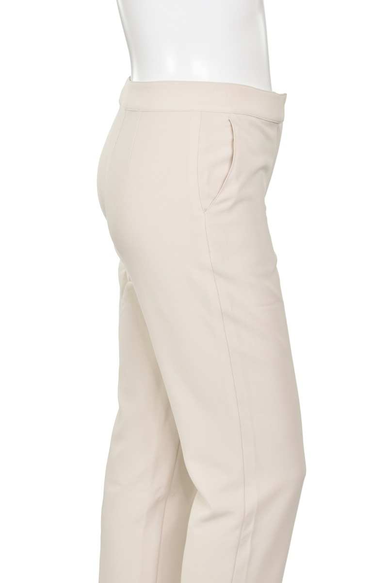 John Emma Fit Women/'s Navy Silk Pants SZ NWT St 14