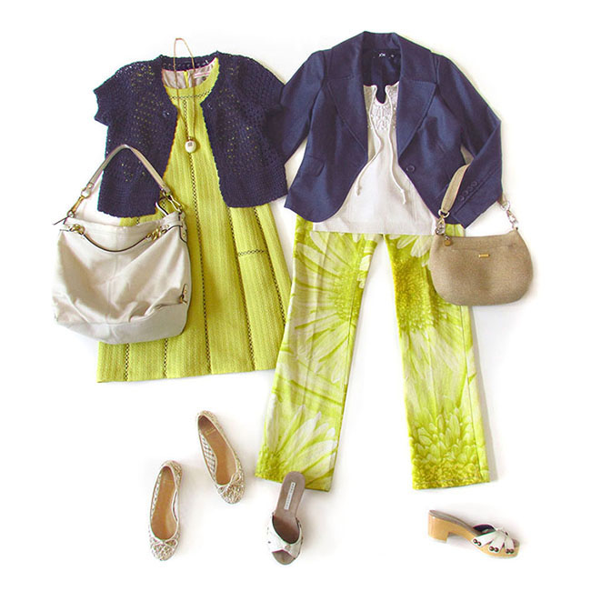 How to Wear Chartreuse