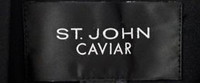 St. John Caviar Label