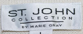 St. John Collection by Marie Gray Label