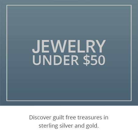 Shop Jewelry Under $50