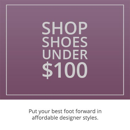 Shop Shoes Under $100