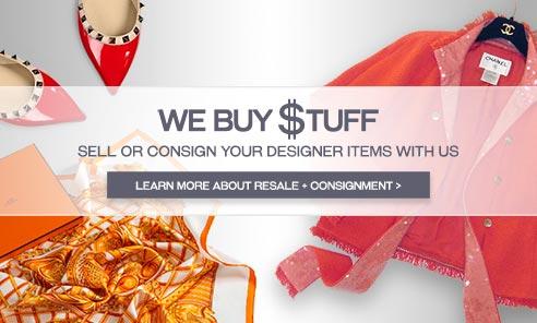Designer Consignment Online
