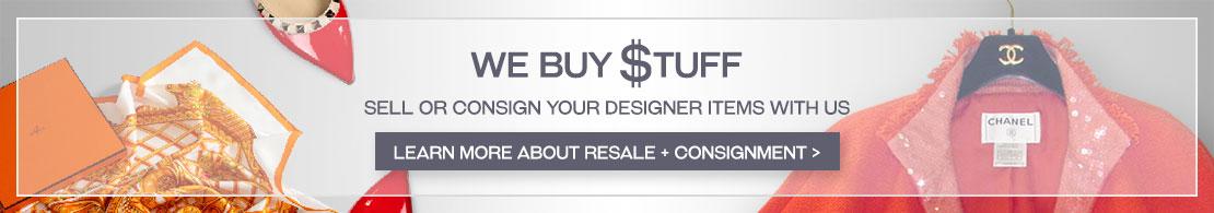 Designer Resale Online